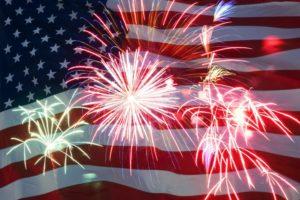 flag fireworks michigan