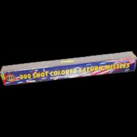 300 shot colored saturn missile