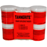 4 pack tannerite
