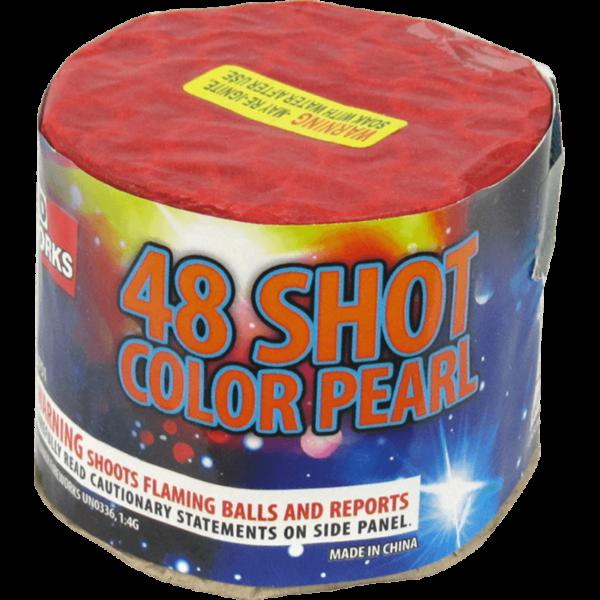 48 Shot Color Pearl