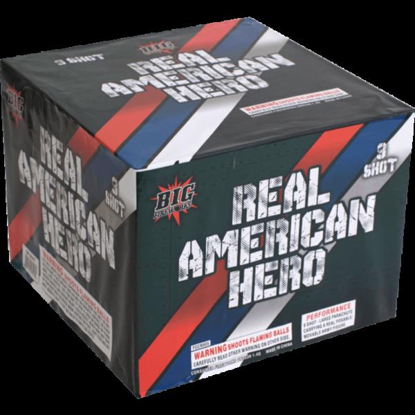 9 Shot Real American Hero