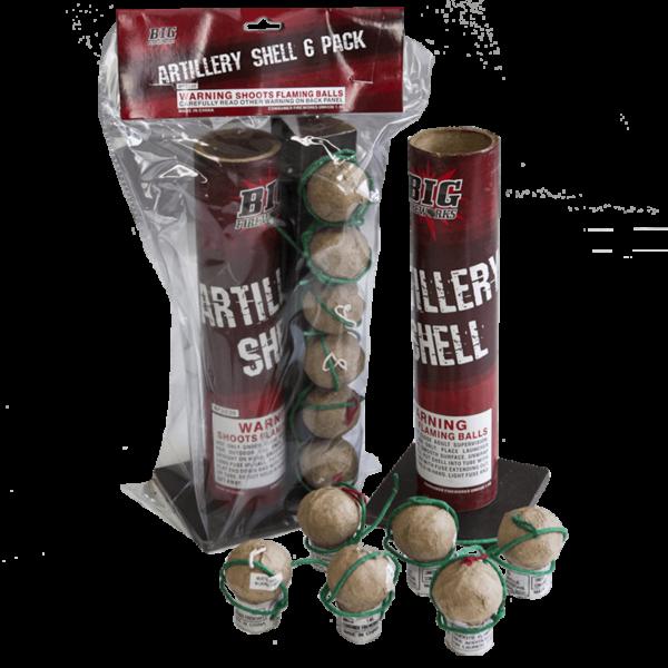 Artillery Shell 6 Pack Bag 1