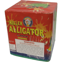 BP Killer Alligator