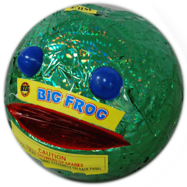 Big Frog 1