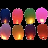 Color Trace Lantern
