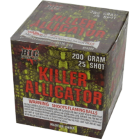 Killer Alligator