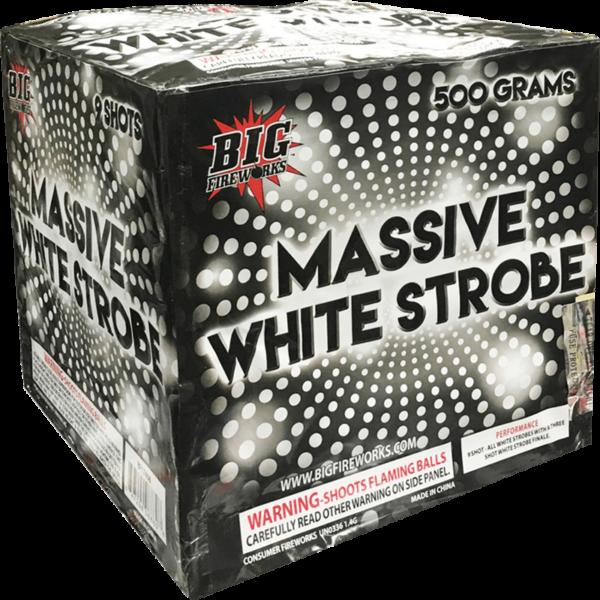 Massive White Strobe