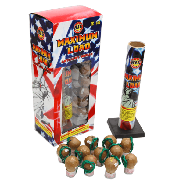 Maximum load 12 pack artillery shells 800x800 1