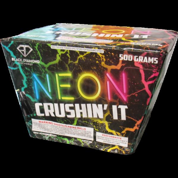 Neon Crushin It
