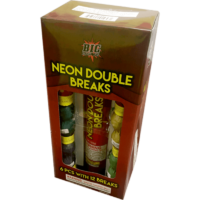 Neon Double Breaks 1