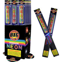 Neon Sparkler