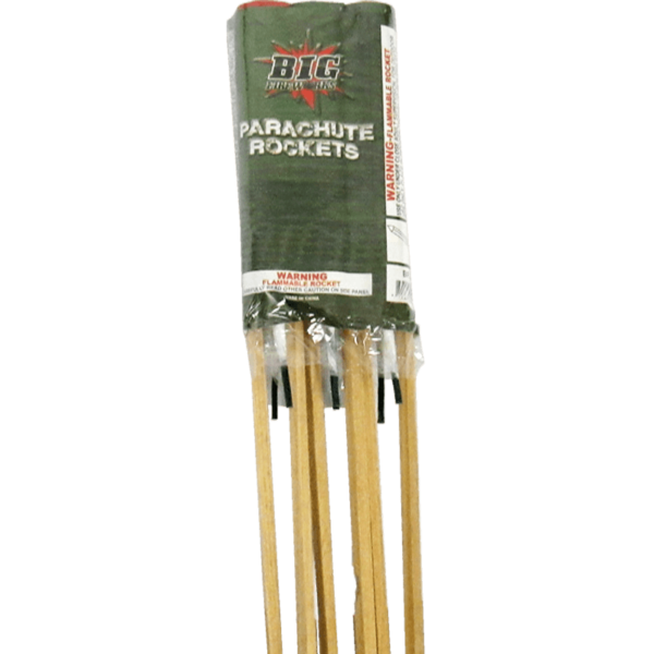Parachute Rockets