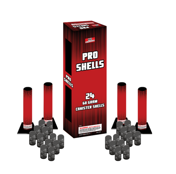 Pro Shells 1