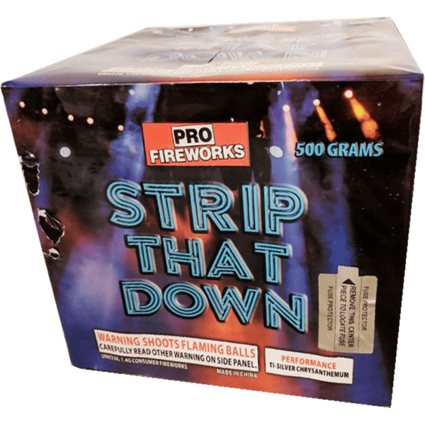 Strip That Down