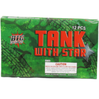 Tank With Star