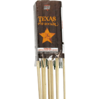 Texas Pop Rocket 12 pack
