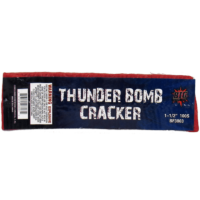 Thunder Bomb Cracker 100 Strip
