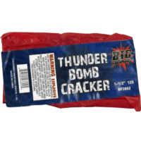 Thunder Bomb Cracker 12s