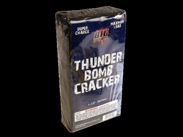 Thunder Bomb Crackers Full Brick