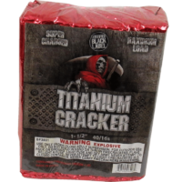 Titanium Cracker Half Brick