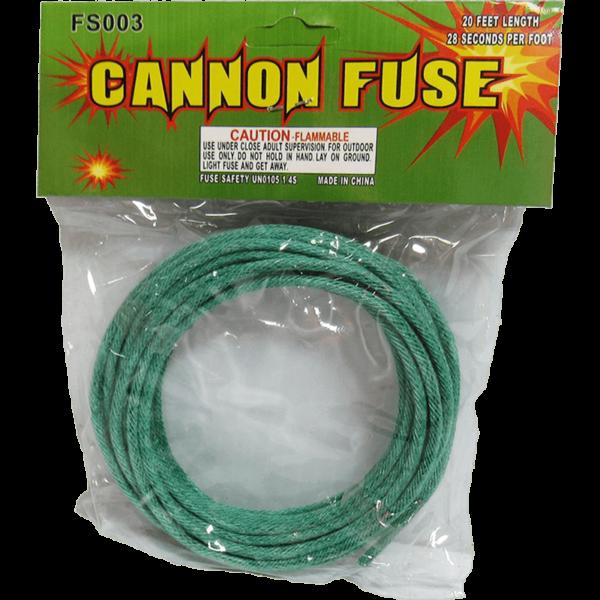 cannon fuse