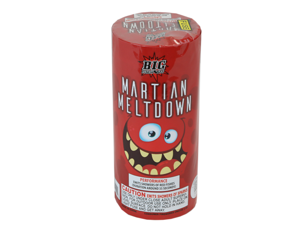 Martian Meltdown