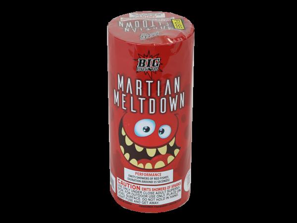 Martian Meltdown