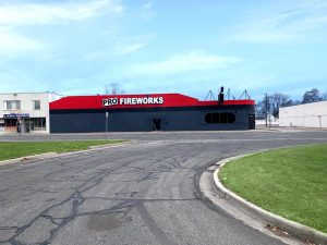 Pro Fireworks Roseville Location